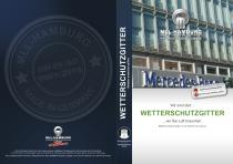 MLL-Weather protection grid Catalog