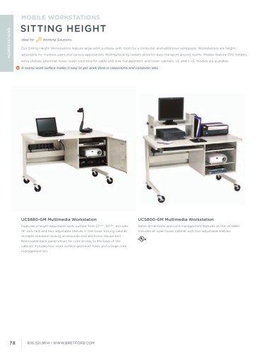 Basics Catalog - Mobile Workstations