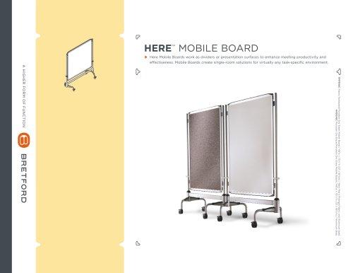 Here Mobile Board