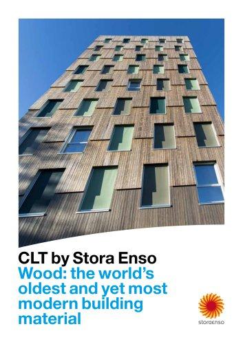 CLT by Stora Enso