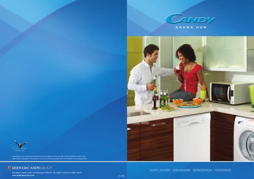Candy Brochure