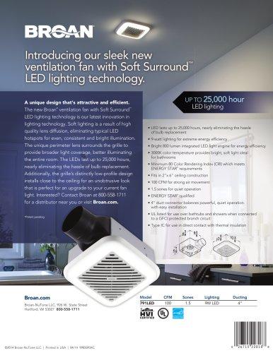 LED Sell Sheet