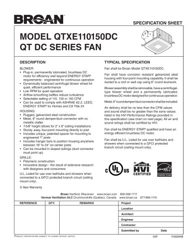 QTXE110150DC