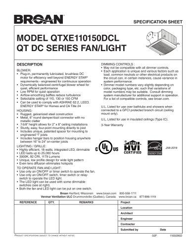 QTXE110150DCL