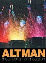 Altman Theatrical Catalog