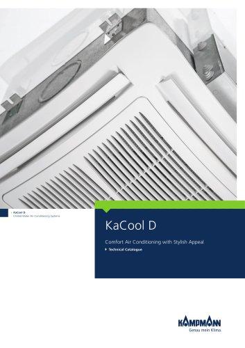 KaCool D ceiling cassette