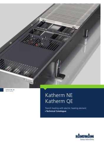 Katherm NE/Katherm QE trench heating